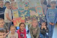 Dzień dinozaura w grupach przedszkolnych