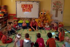 Dzień Dyni u 3-latków