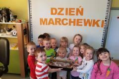 Dzień Marchewki w 3-latki