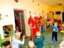 Mikołaj w szkole