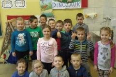 Tydzień z dinozaurami w grupach przedszkolnych