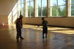 Wizyta artystów cyrkowych w naszej szkole
