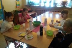 Zdrowe odżywianie- klasa 3